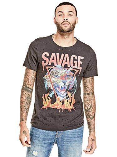 GUESS Men's Savage T-Shirt
