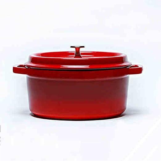 Recipientes para horno Pote Multifuncional Circular Wok Puede ser ...