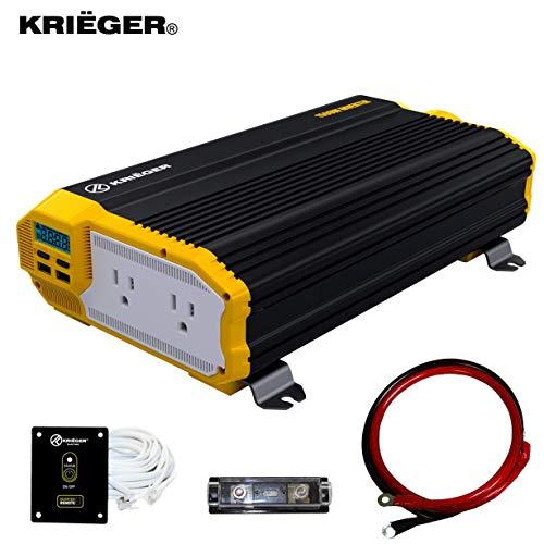 Krieger 1500 Watts Power