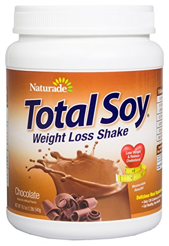 Price comparison product image Naturade Total Soy Meal Replacement Supplement, Chocolate, 19.1 Ounce