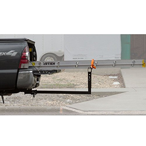 Apex Rage Powersports TBE-48 Truck Bed Extender (36' Pickup for 2' Class III/IV Receivers) by Apex (Image #1)