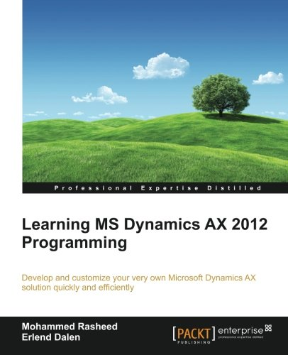 dynamics ax programming - 1