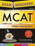 Examkrackers MCAT Verbal Reasoning and Math, Jonathan Orsay, 1893858359