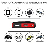 Arteck Car Jump Starter Auto Battery Charger and