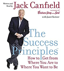 The Success Principles Hörbuch