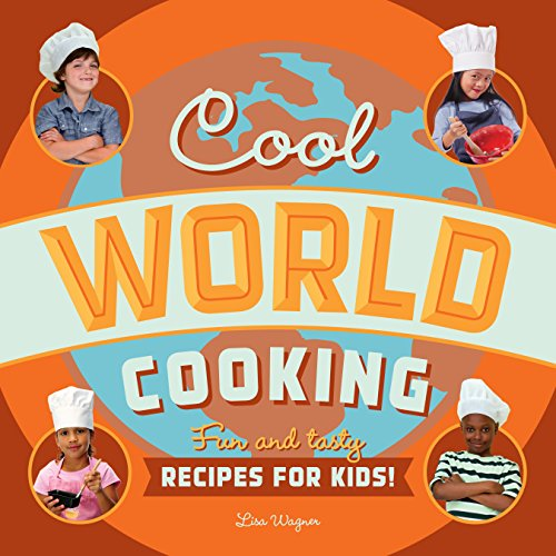 Cool World Cooking: Fun and Tasty Recipes for Kids! by Brand: Scarletta Junior Readers (Image #4)