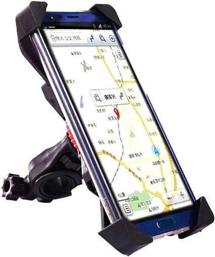 HOPQ Soporte para teléfono de Bicicleta Soporte Universal para ...