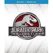 Jurassic Park Collection: Jurassic Park [3D/Blu-ray]/ The Lost World Jurassic Park [Blu-ray]/ Jurassic Park III [Blu-ray]/ Jurassic World