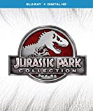 DVD : Jurassic Park Collection: Jurassic Park [3D/Blu-ray]/ The Lost World Jurassic Park [Blu-ray]/ Jurassic Park III [Blu-ray]/ Jurassic World [3D/Blu-ray]