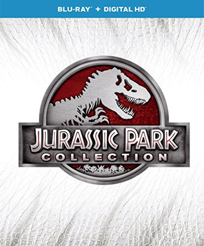 Jurassic Park Collection: Jurassic Park [3D/Blu-ray]/ The Lost World Jurassic Park [Blu-ray]/ Jurassic Park III [Blu-ray]/ Jurassic World [3D/Blu-ray]