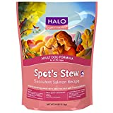 Halo Spot's Stew Holistic Dry Dog Food, Salmon, 28 LB Bag of Natural Dog Food