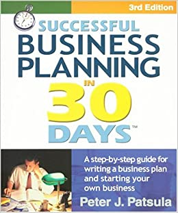 Step by step business plan guide
