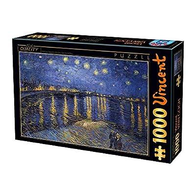 D Toys Puzzle 1000 Pcs 66916 Vg 11 Uni