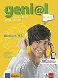 geni@l klick A2: Deutsch für Jugendliche. Kursbuch mit 2 Audio-CDs