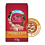 Purina ONE Smartblend Natural Dry Dog Food, Chicken & Rice 14 kg