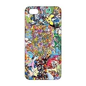 Pokemon anime cartoon For Ipod Touch 4 Phone Case Cover
