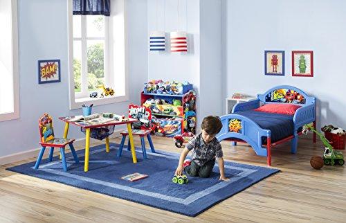 Delta Children Plastic Toddler Bed, Disney The Lion King 2