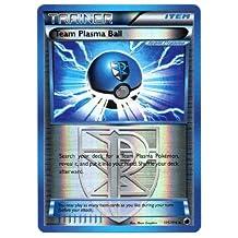 Pokemon - Team Plasma Ball (105/116) - Plasma Freeze - Reverse Holo