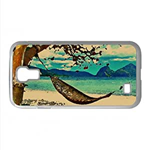 Perfect Place To Relax Watercolor style Cover Samsung Galaxy S4 I9500 Case (Summer Watercolor style Cover Samsung Galaxy S4 I9500 Case)