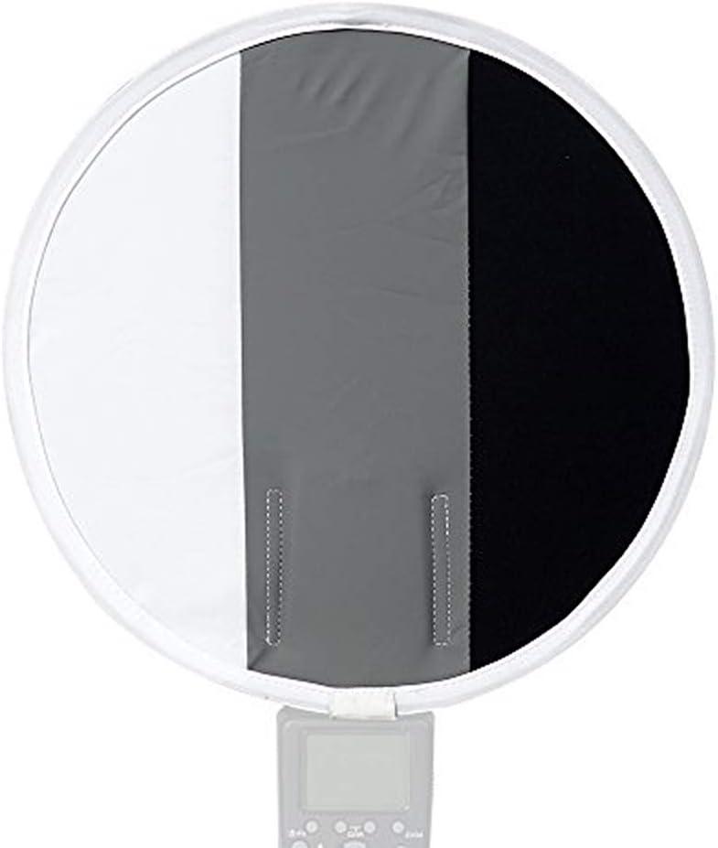 Pro 3 En 1 18/% Gris Negro Balance De Blancos Juego De Tarjetas Canon Nikon Sony Olympus Pentax