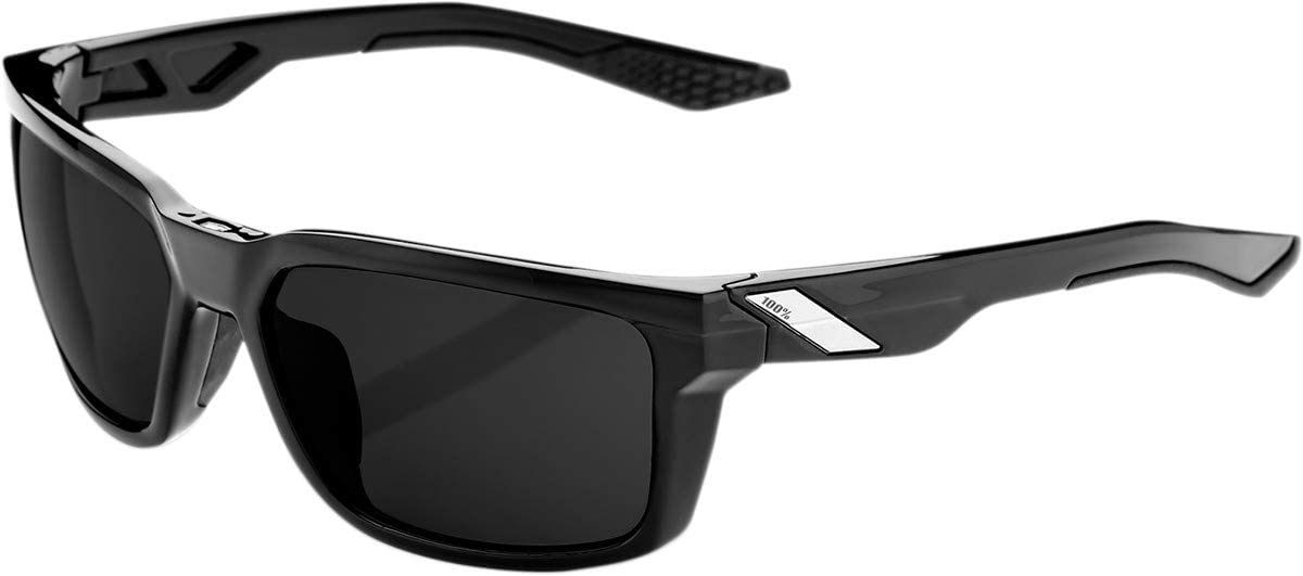 100% unisex-adult Speedlab (61030-001-47) Daze-Polished Black-Grey PEAKPOLAR Lens, Free Size