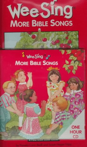 Wee Sing More Bible Songs with Book