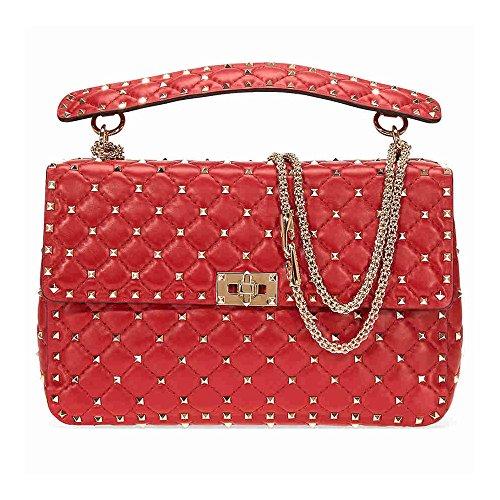 Valentino Red Shoulder Bag