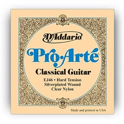 D'Addario EJ44 Pro-Arte Nylon Classical Guitar Strings