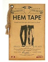 Double-Stick No Iron No Sew Fashion Hem Tape for Denim (Jeans, Pants, Skirt, Short)