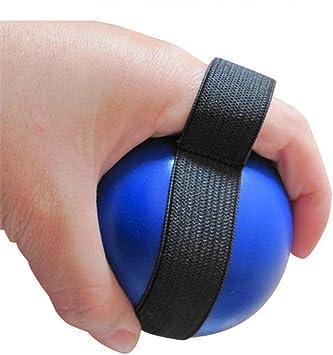 Apretones para aliviar el estrés, pelota para ejercitar la mano ...