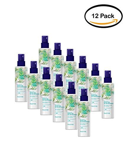 PACK OF 12 - Herbal Essences Set Me Up Spray Gel Extra Hold, 5.7 fl oz