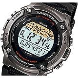 [カシオ]CASIO SPORTS GEAR ソーラー メンズ 腕時計 W-S200H-1AJF 国内正規