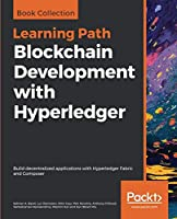 Blockchain Development with Hyperledger Front Cover