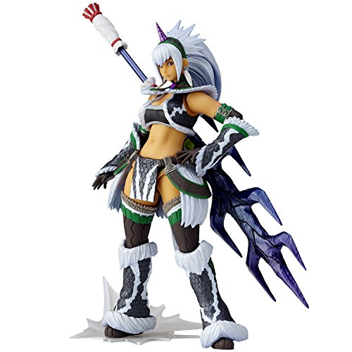 Monster Pvc Figure - Union Creative Vulcanlog (Vulcan log) 021 monhnribo Hunter her swordsman Kirin U series non scale pre-painted PVC & ABS PVC pre-painted moving figures