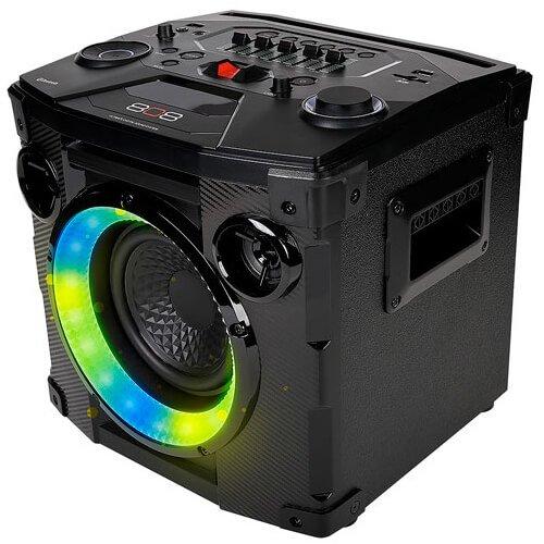 Hex Encore Wireless Bluetooth Speaker - Black by Voxx
