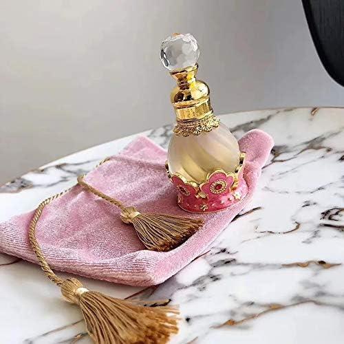 AJMINI Vintage Egyptian Glass Perfume