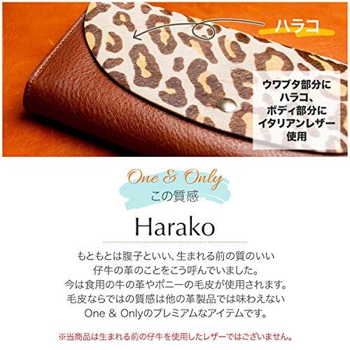 2d5c57d1dd5f Amazon   MIRACOLO 財布 二つ折りフラップ 長財布 大容量 ハラコ&イタリアンレザー 本革 牛革 カード入れ 薄い レディース  ロングウォレット カウ   MIRACOLO   財布