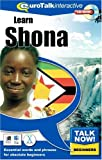 Talk Now Learn Shona, Eurotalk Staff, 1843521121