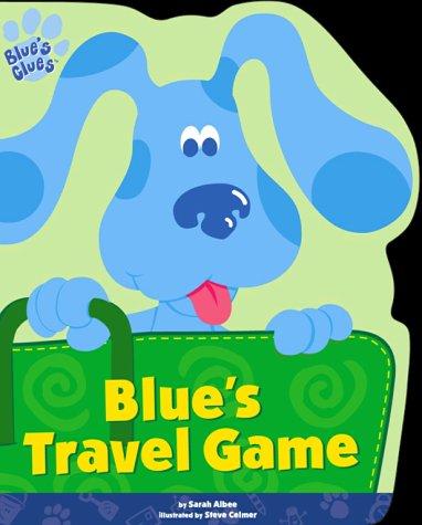Read Online Blue's Travel Game (Blue's Clues) pdf epub