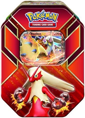 The Pokémon Company - Caja metálica Leyendas de Hoenn: Amazon.es ...