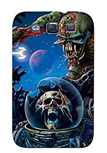 High-quality Durable Protection Case For Galaxy S3(iron Maiden - The Final Frontier ) For New Year's Day's Gift