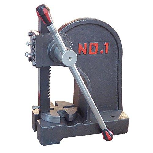 Maximum Strength Cast Iron 1 Ton Fully Adjustable Arbor ()