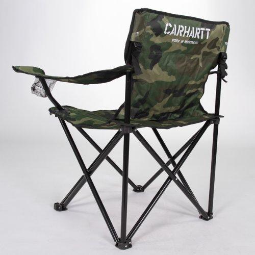 great fit website for discount 100% genuine Carhartt Camping Chair Aluminium Camo: Amazon.de: Bekleidung