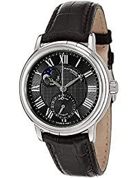 Men's 2839-Stc-00209 Moon Face Automatic Date Watch