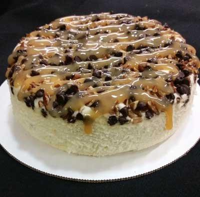 Turtle Gluten-free Cheesecake