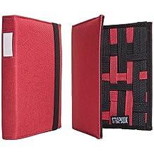 Strapbook - Multipurpose Elastic Grid Book Organizer