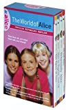 The World of Alice (Boxed Set): The Agony of Alice; Alice in Rapture, Sort Of; Reluctantly Alice; All but Alice