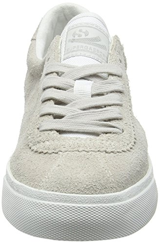 Superga Mixte 2843 Blanc White 909 Adulte Total Hairysueu Baskets rUvtAqrn