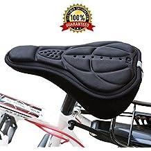 iMounTEK Unisex Extra Comfort Bike Seat Cushion Cycling Saddle