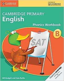 Cambridge Primary English Phonics Workbook B Amazoncouk